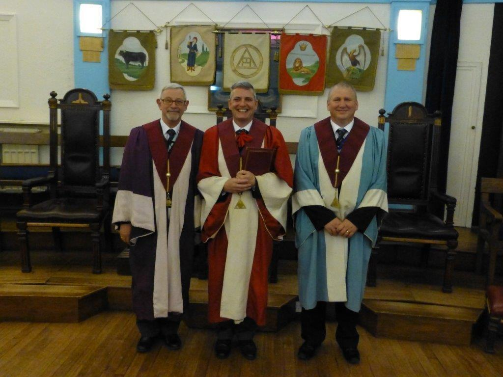Essex Chapter Principals